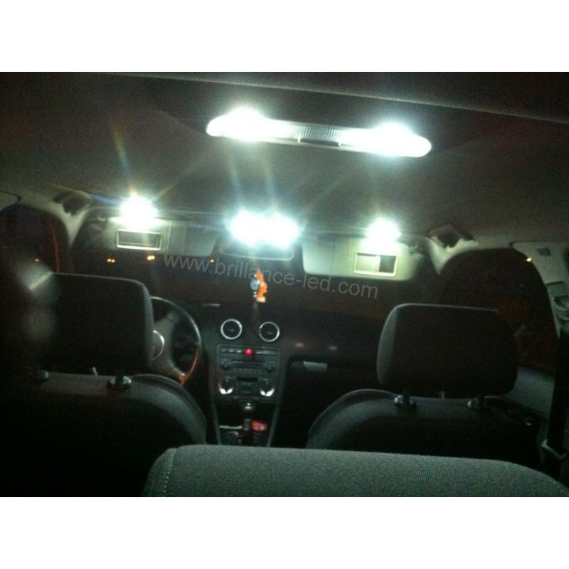 Pack Full LED pour Audi A4