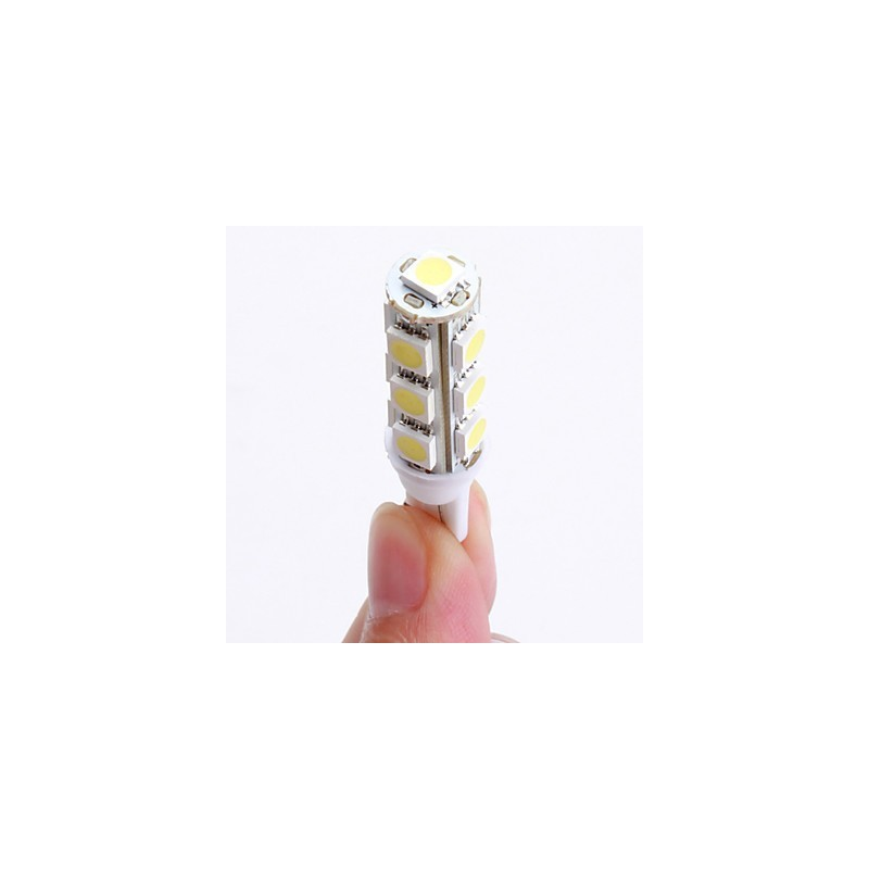 T10-360° 5SMD Blanc