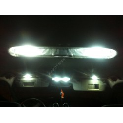 Pack intérieur full led blanc pur pour Opel Astra J