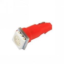 T5 1 LED SMD ROUGE