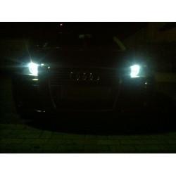 Pack veilleuses à led blanc pour Audi A1