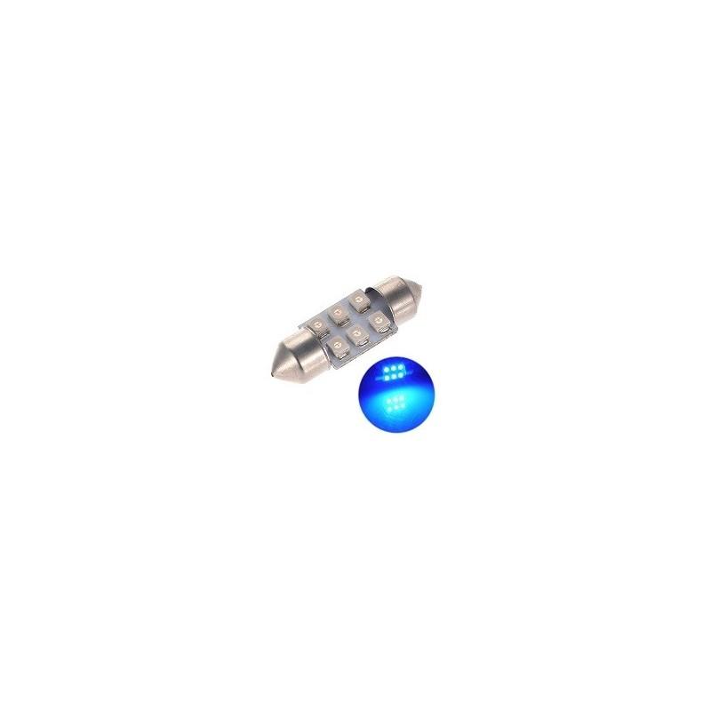 Navette 36mm c5w Bleu