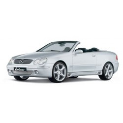 LED Mercedes CLK W209